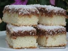 bijeli kokos kolac