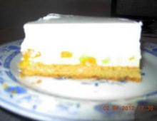 lagani kolac sa vocem ili kompotom