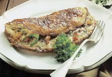 omlet sa paprikom