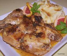 piletina sa crvenim grejfrutom