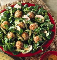 salata sa cuftama