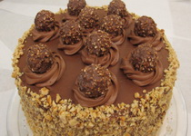 Ferrero-Rocher-torta