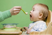 hranjenje dece