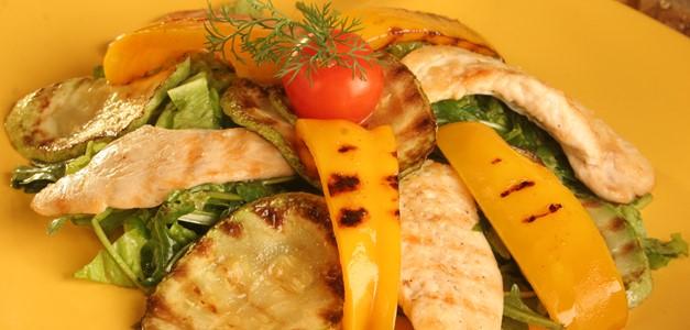 Letnja gril salata