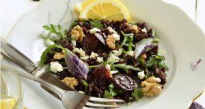 Salata s medom i orasima