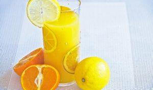 Sok od mandarina, narandže i limuna