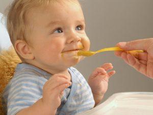 Uvodjenje mešovite ishrane odojčetu