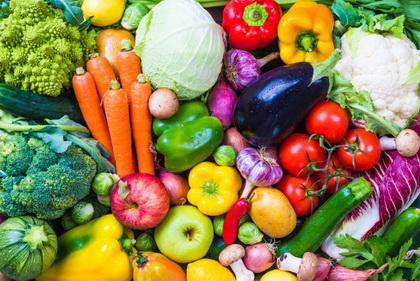 Kuvano povrće za mališane