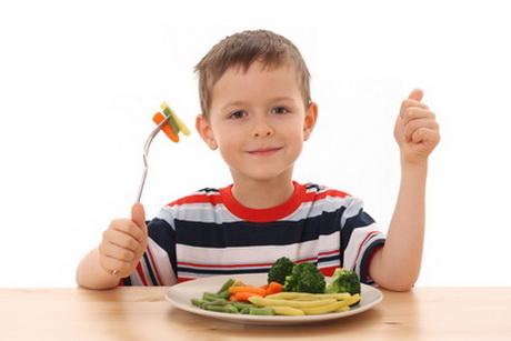 Šta treba biti na dečijem jelovniku za uzrast